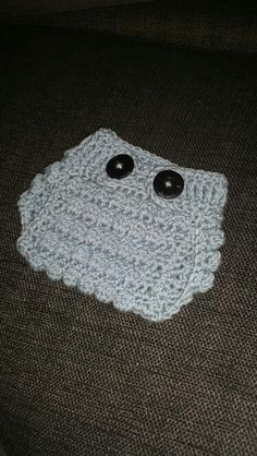 Crochet diapercover