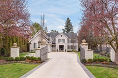 Real Estate agents in Oakville Ontario Oakville Ontario, Waterfront Property, Future House, Home Goods, Sweet Home, Real Estate, House Design, House Exteriors, Mansions