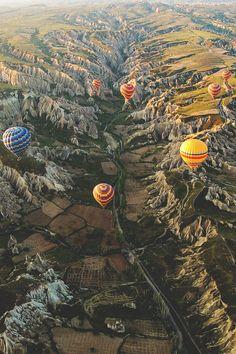 Cappadocia, Turkey | Ratta Pak