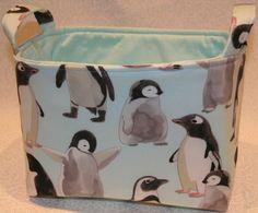 Penguin storage bin ... need I say more?