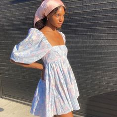 Pretty Outfits, Cute Outfits, Summer Outfits, Love Fashion, Vintage Fashion, Dress Fashion, Stunning Girls, Black Girl Aesthetic, Cecile