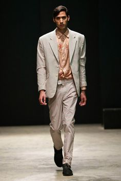 Nguni Shades Spring-Summer 2017 - South Africa Menswear Week