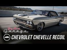Ringbrothers 1966 Chevrolet Chevelle Recoil - Jay Leno's Garage (Video) - Rides Magazine