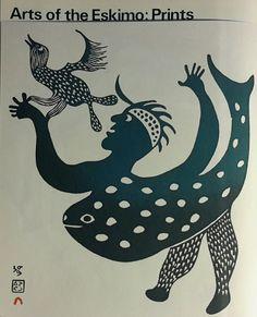 Arts of Eskimo: Insert Prints