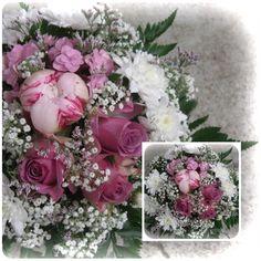 Søtt, hvitt og rosa