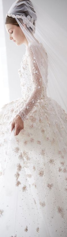 Georges Hobeika FW 2015 Couture