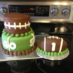 Football themed First Birthday Party Lovely Football Birthday Bubba 2 Football First Birthday, Boys First Birthday Party Ideas, Sports Birthday, Baby Boy 1st Birthday, First Birthday Parties, First Birthdays, Birthday Banners, Farm Birthday, Birthday Invitations