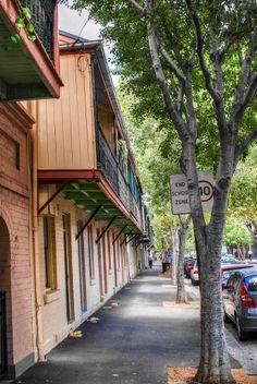 Sydney Street: The Rocks