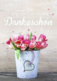 flower quotes Format x cm Text: Thank you very much - Valentinstag Special Birthday, Birthday Wishes, Birthday Gifts, Happy Birthday, Quotation Format, Thanks Card, Flower Company, Free To Use Images, Diy Projects For Beginners