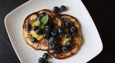 Lemon Ricotta Pancakes!!! :)