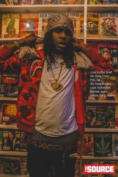 Chief Keef 4 the Source