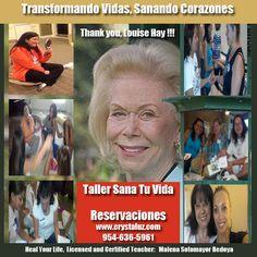Sana Tu Vida by Malena S Bedoya www.crystaluz.com