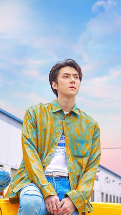 190718 What a life Teaser - Exo sehun - Info Korea Baekhyun, Park Chanyeol, Yugyeom, K Pop, Sehun Cute, Exo Album, Exo Lockscreen, Z Cam, Kim Minseok