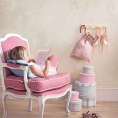 Ballet Shoes - Kindertapete von Sanderson - Meine Wand