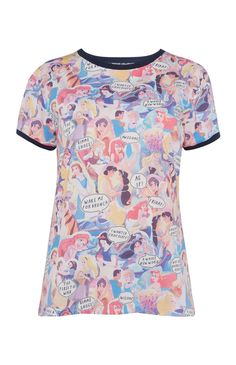 "Primark - ""Disney Princess"" Top"