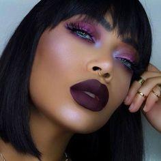 41e72efda3e9a Women Short Bob Wig Straight Black With Bangs Synthetic Cosplay Halloween  Wigs