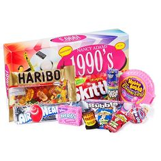 1990s Nostalgic Candy Mix: 8 oz, $12.95.