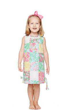 Little Lilly Classic Shift Dress-- Hays new lilly :)