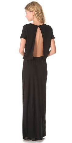 Lanston Draped Maxi Dress  SHOPBOP   Save up to 30% Use Code BIGEVENT14