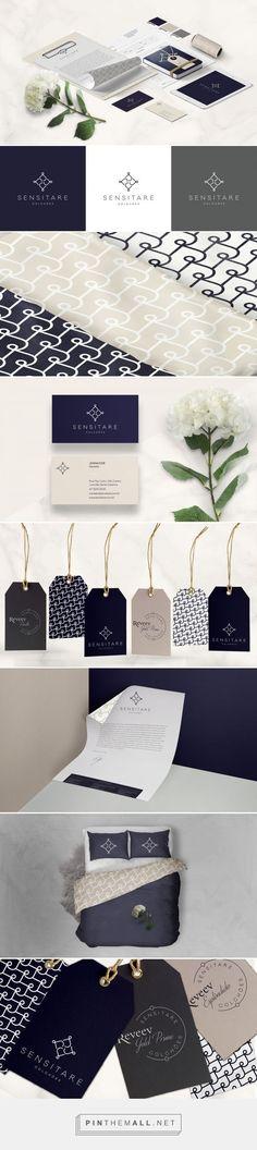 Sensitare Mattress Company Branding by Taina Ribovski | Fivestar Branding Agency – Design and Branding Agency & Curated Inspiration Gallery
