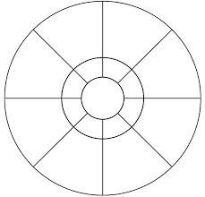 Blank spider map   Printables   Diagram, Spider diagram ...