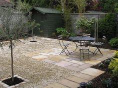 easy patio idea