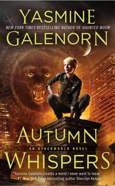Autumn Whispers by Yasmine Galenorn.