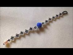 Beaded Ball Bracelet/ How to make Beaded Bracelet?