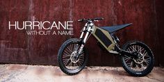 Stealth Electric Bikes USA - The Hurricane