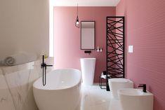DIZAJNOVÁ KÚPEĽŇA - Výnimočné talianske obklady / BENEVA Bathtub, Bathroom, Standing Bath, Bath Room, Bath Tub, Bathrooms, Bathtubs, Bath, Bathing