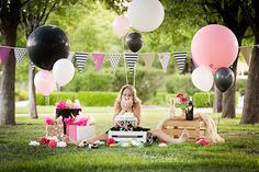 DANIELLE TURNS 30 {CAKE SMASH} | LAS VEGAS PHOTOGRAPHER » Photography by Amanda Gates