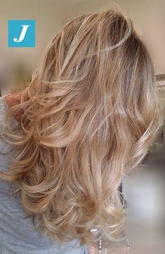 Degradé Joelle Ice Blond. #cdj #degradejoelle #tagliopuntearia #degradé #igers #naturalshades #hair #hairstyle #haircolour #haircut #longhair #style #hairfashion