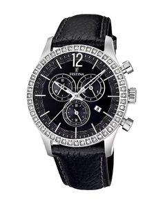Ρολόι Festina Ladies Chronograph F16590-4