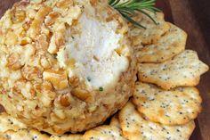 vegan cheese ball...new Christmas tradition?
