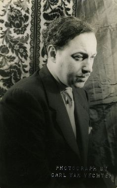 Tennessee Williams, 1948 {born in my hometown & raised in my church, St Paul's Columbus, MS, where his grandfather Dakin was rector}