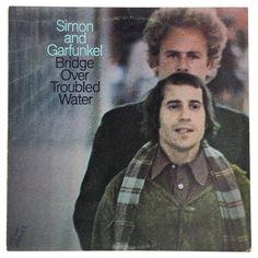 Vinyl Record   SIMON AND GARFUNKEL, BRIDGE OVER TROUBLED WATER