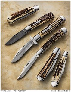 Knives of the Blade Show 2014 • Raising the Bar! Best Pocket Knife, Pocket Knives, Cool Knives, Knives And Tools, Great Minds Think Alike, Knife Sheath, Carving Tools, Custom Knives, Folding Knives