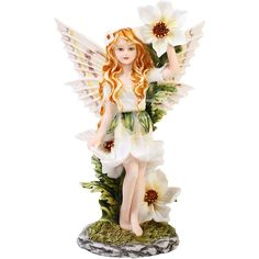 Daisy Meadowland Fairy - CC10990 by Medieval Collectibles