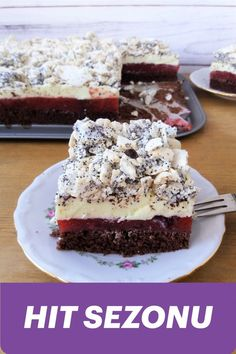 Sweets Cake, Baked Goods, Cheesecake, Food And Drink, Menu, Baking, Pudding, Ethnic Recipes, Holiday