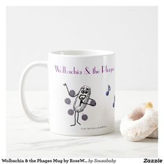 Shown with a donut (nuthin' more Canadian). This mug would be perfect for scientists, entomologists, ecologists, and others who are researching the Zika virus. Makes a hilarious gag gift for the scientist in your life. P.S. I will donate 50 percent of my royalties from every sale of this mug in support of Zika research. For more: http://www.infobarrel.com/More_Proof_Wolbachia-Infected_Mosquito_Releases_Might_Be_Causing_the_Most_Devastating_Zika_Infections