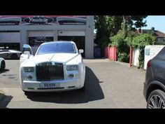 Looks Like The Limousine We Rented! | Brock's Fly Shop