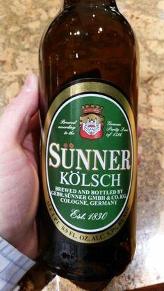 Sünner Kölsch. Köln, Germany. ⭐⭐⭐⭐+