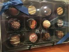 A box of chocolate every momma would love!