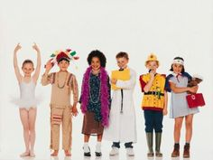 Tips for World Book Day costumes