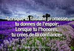 Les Beaux Proverbes – Proverbes, citations et pensées positives » » Espoir, confiance