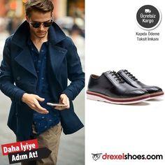 Klasik tınısıyla gelen bu romantik stil şıklığınızı tamamlayacak.  Polvere deri ayakkabı son 42 numara sadece 59.90 TL!