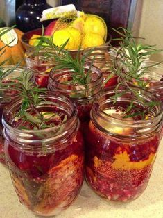 Fire Cider! an old fashioned herbalists remedy full of warming herbs, roots, vegetables and spices. Everything in it is dedicated to warming the blood and helping to stimulate the digestive fire.