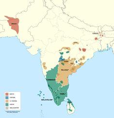 Dravidian languages - Wikipedia