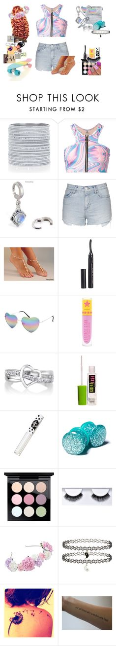 """""""Lillian Lockstar In """"Forever Stuck In Our Youth"""" Music Video and Photoshoot"""" by shestheman01 on Polyvore featuring UNIF, Topshop, MAKE UP STORE, Full Tilt, Jeffree Star, Lime Crime, Halftone Bodyworks, MAC Cosmetics and Tattify"""