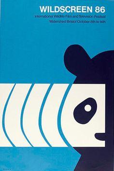 Tom Eckersley. Grafismo estético y funcional